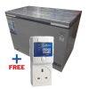Elites Age Supermarket Bruhm Chest Freezer (BCF-398SD) + Free Fridge Guard